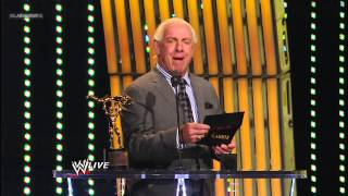 Superstar of the Year: 2012 Slammy Award Presentation