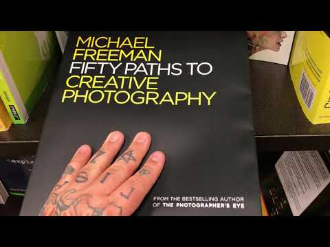 😎Great new PHOTOG BOOK from Michael Freeman