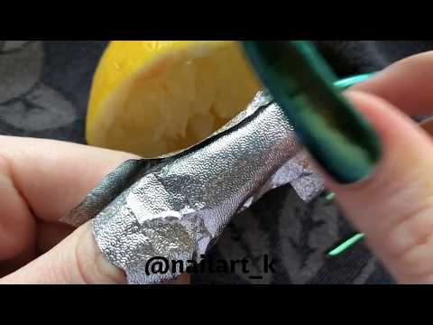 3 ways how to remove nailpolish without nailpolish remover!!
