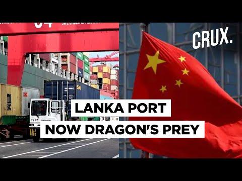 China Hand Behind Sri Lanka Scrapping Key Port Deal With India & Japan   CRUX