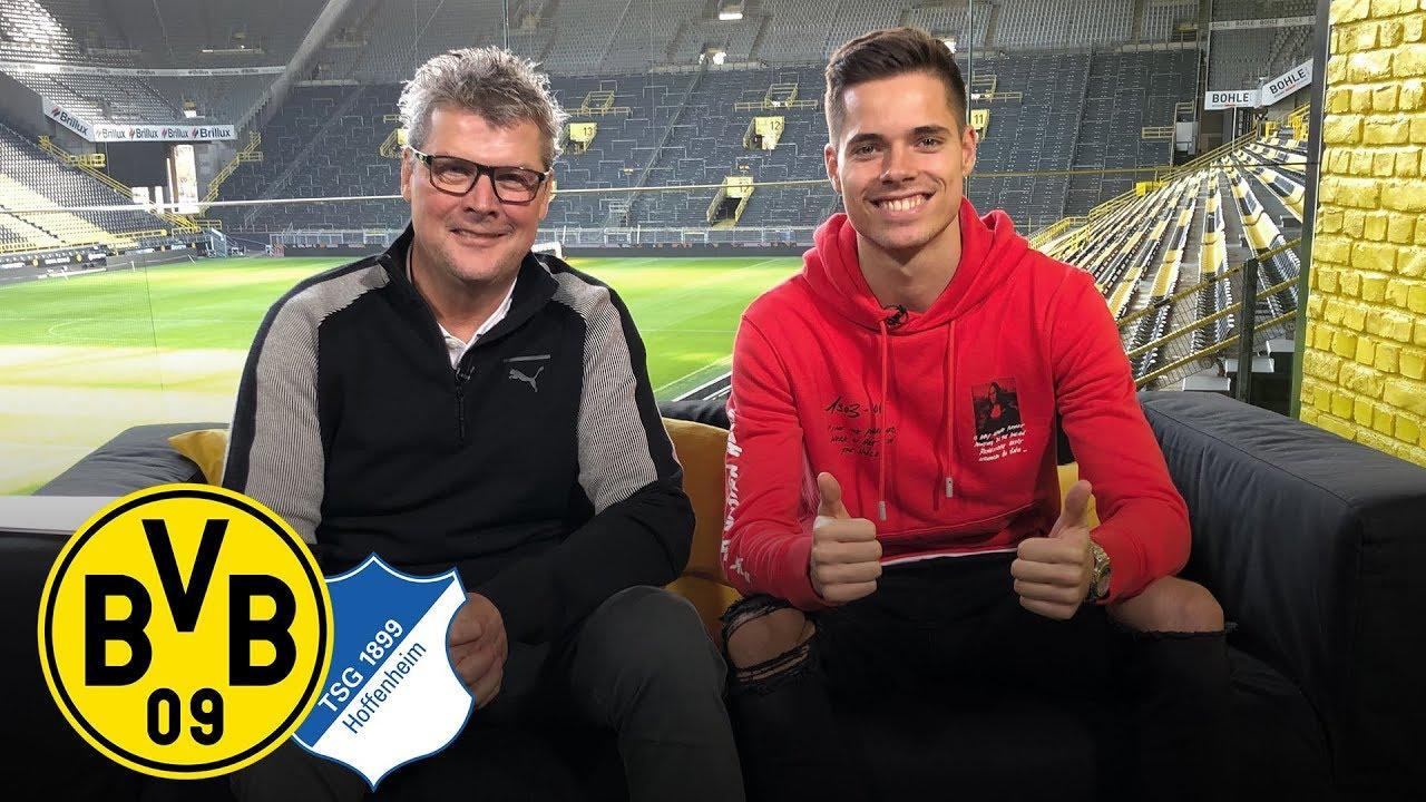 Endlich wieder Leistungsträger! | Julian Weigl im Feiertagsmagazin | BVB - TSG Hoffenheim