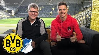 Finally important again! | Julian Weigl joins BVB Matchday Magazine | BVB - TSG Hoffenheim