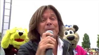 Jürgen Drews - Ein Bett im Kornfeld (Live) - ZDF Fernsehgarten 21.08.2016