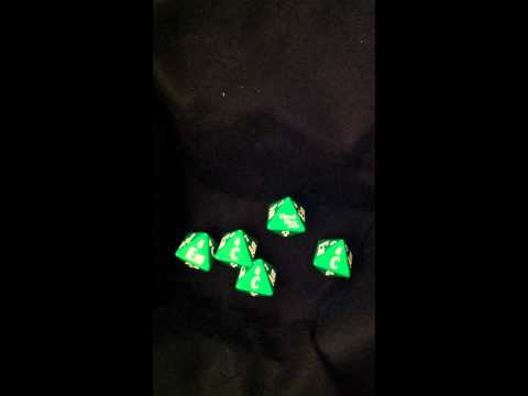 Chord Dice - The Wild Card