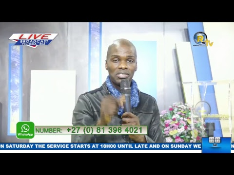 Download TRAINING IN THE MATTERS OF THE KINGDOM  LIVE SERVICE BROADCAST 29 JUNE 2018