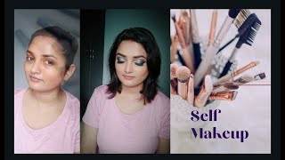 Self Makeup for Party