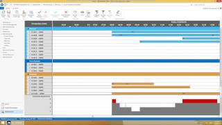How To Visually Schedule Production Orders And Capacities In Dynamics NAV