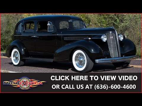 1937 Buick Restomod Sedan For Sale