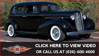 1937 Buick Restomod Sedan (SOLD)