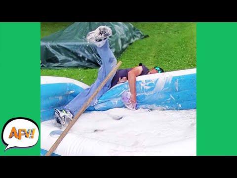When CLEANING Turns FAIL! 😅 | Funniest Fails | AFV 2021