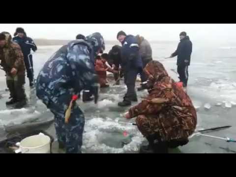 Рыбалка в казахстане