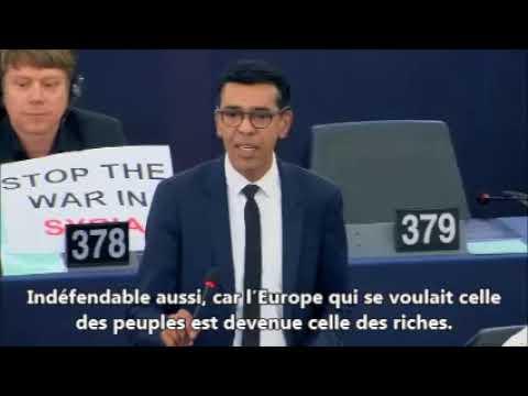 """DÉBAT AVEC MACRON : """"L'EUROPE D'AUJOURD'HUI EST DEVENUE INDÉFENDABLE"""""""