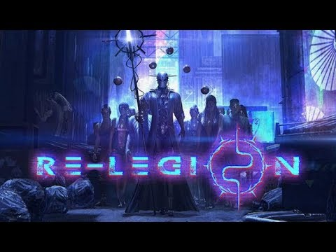 Re-Legion Game Play Walkthrough / Playthrough |