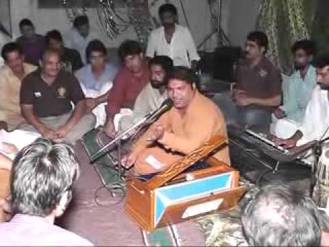 Shahid Ali Khan Qasida Wo Fatima(S.A) hy Jashan Ali Manzil 15 Ramzan 2012