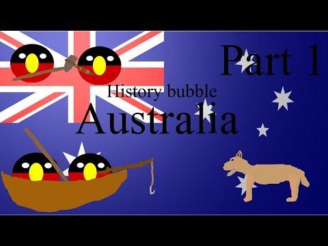 History Bubble Aboriginal Australia