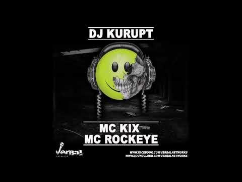 DJ KURUPT MC KIX MC ROCKEYE VERBAL NETWORKS Bk2Bk Mayhem Series 2017