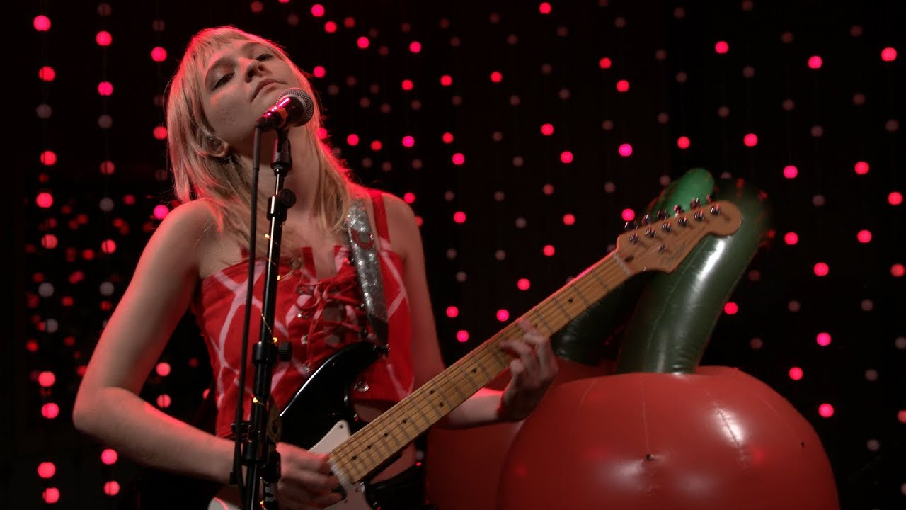 Cherry Glazerr - Full Performance (Live on KEXP)