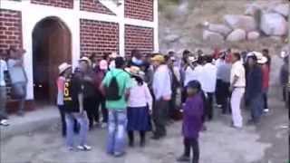 juventud san felipe en  tranca san francisco de sangayaico 1