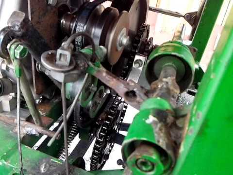 Как сделать сцепление на самодельный трактор видео