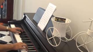 Anh cứ đi đi -- Hoàng Cường Pianist (free sheet)