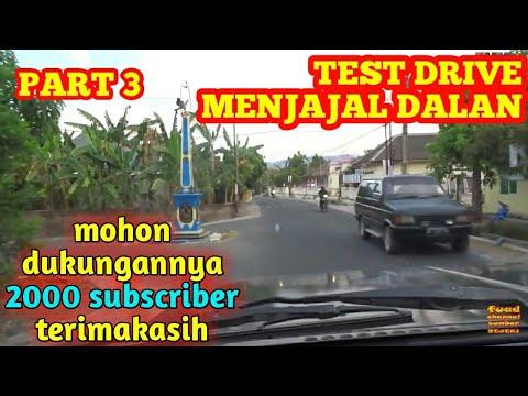 Daihatsu Taft GT 4x4 Modifikasi (Part 3)