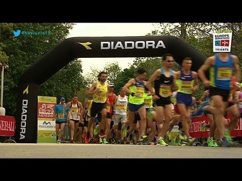 Bavisela 2015: Green Europe Marathon 2015
