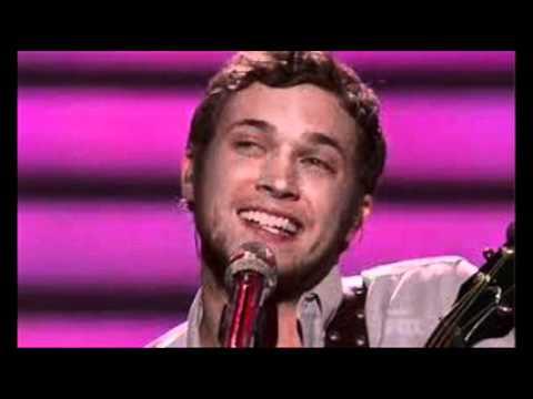 Phillip Phillips - Genesis - That's All - Studio Version - American Idol 11