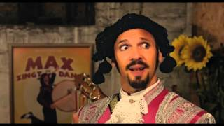 Trailer Ay Ramon! De eerste Vlaamse Sinterklaasfilm 28/10/15