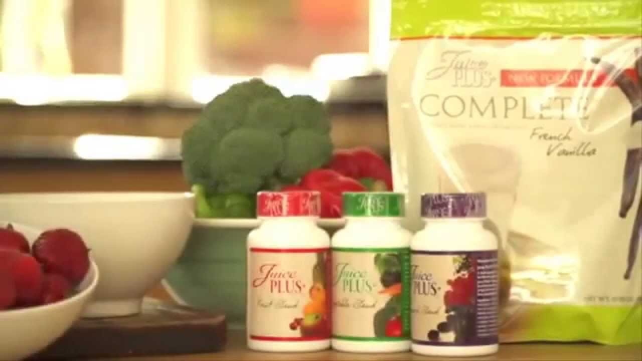 Amato Juice Plus Complete Shakes - YouTube CF93