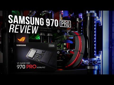Samsung SSD 970 PRO 512GB M 2 Review