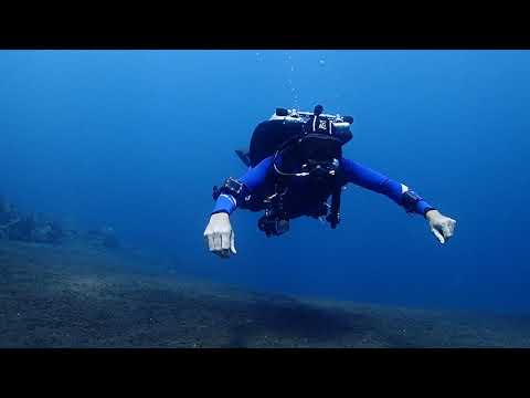 Blue PO₂ Diving- Low pressure inflator failure, Bali Indonesia
