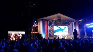 Концерт в Анапе. День ВМФ. 30 июля 2017