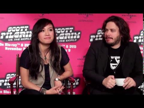 Edgar Wright and Ellen Wong talk 'Scott Pilgrim vs. the World'