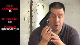 Umarex Makarov Co2 4,5mm BB - Test e Impressioni!