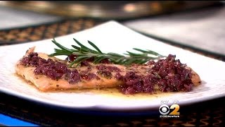 Stephanie & Tony's Table: Lemon Rosemary Salmon