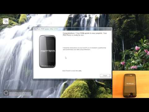 How To Hack Your Verizon HTC Touch Pro 2 - Install Custom Rom - BWOne.com