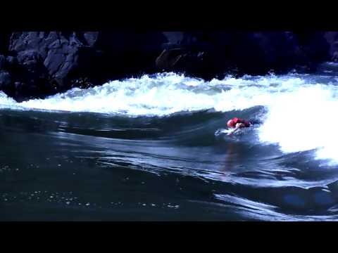 Surfing the Zambezi