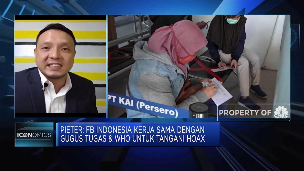 Facebook Indonesia Bicara Hoaks, Bisnis, & Pandemi Covid-19