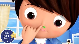little baby bum live dont pick your nose song more songs for kids cartoons and kids songs