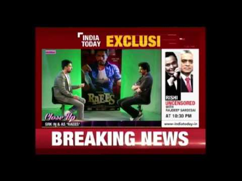 In Da Club: Shah Rukh Khan With Sushant Mehta