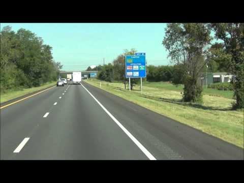 Tennessee - Interstate 24 West - Mile Marker 10-0 (8/21/12)