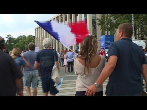 مونديال 2018: فرنسا بطلة العالم تحقق حلم النجمة الثانية