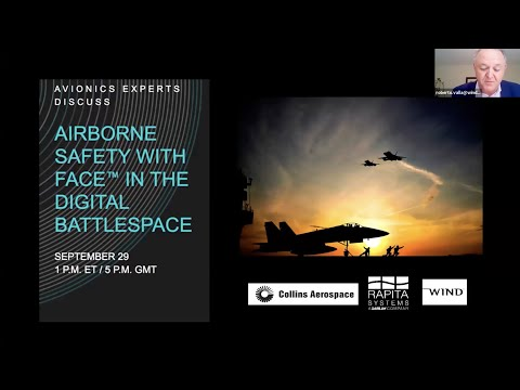 Airborne Safety with FACE™ in the Digital Battlespace