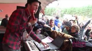 Frivolous | Wasting Time | live auf der Nation of Gondwana 2011 in HD