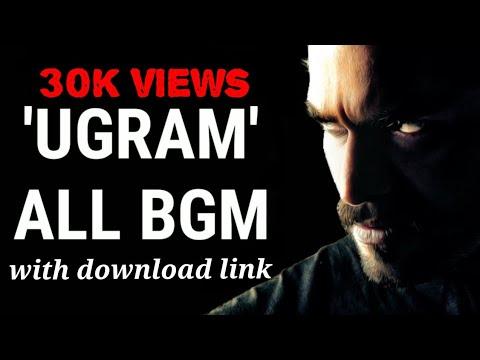 Ugram all bgm |kannada movie|sri muruli | mass action|