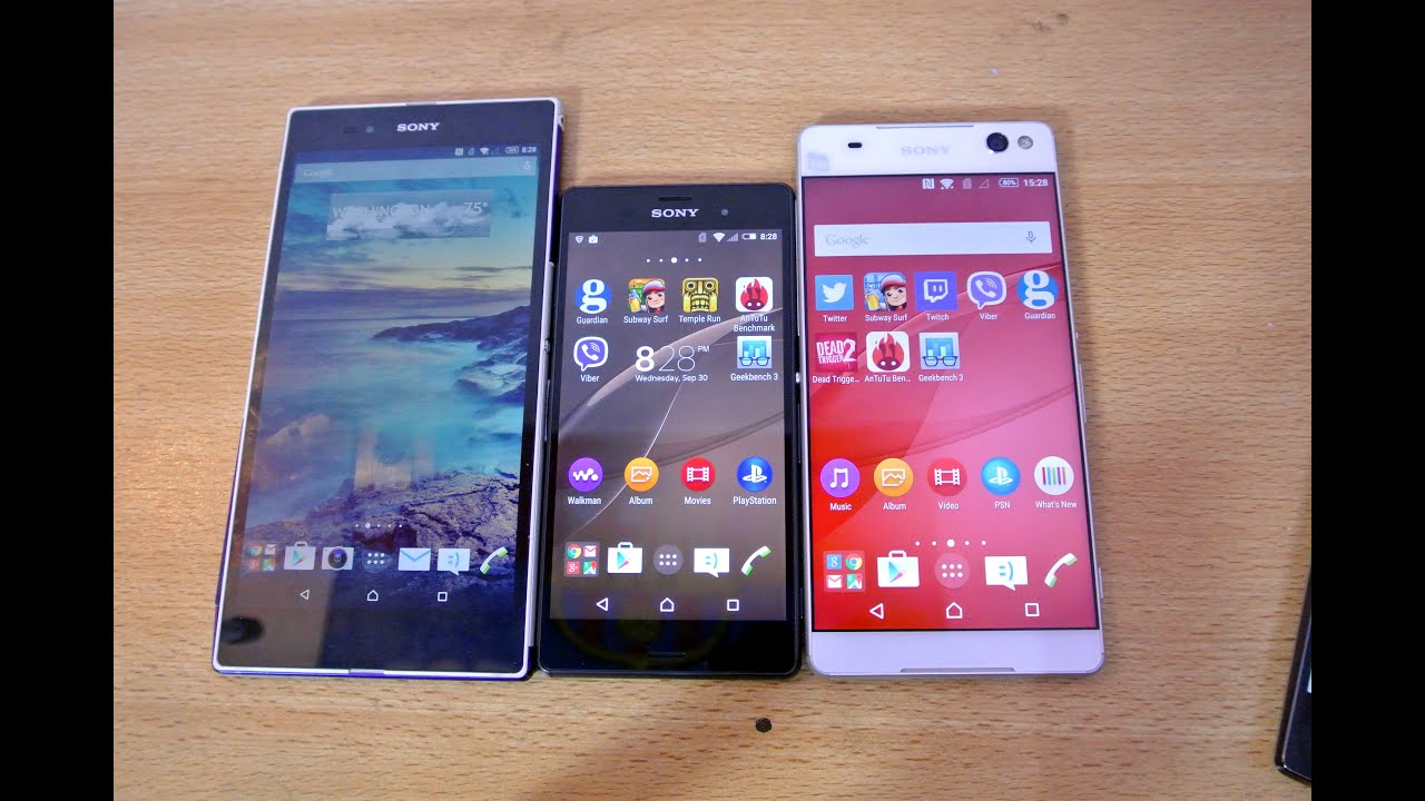 Sony xperia m5 video test - 1 8