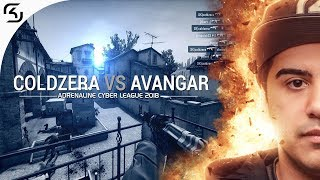 SK coldzera vs. AVANGAR - Adrenaline Cyber League 2018
