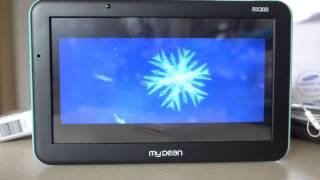 마이딘 RX300 동영상 플레이어