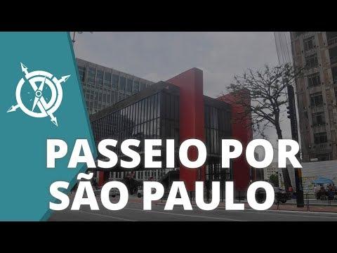 São Paulo - Beco do Batman, Mercado Municipal e MASP