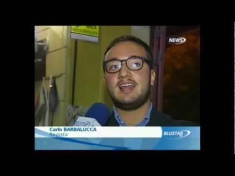 Blustar TV - News - 25 settembre 2012 - Intervista Carlo Barbalucca e Sara Libera Mainieri